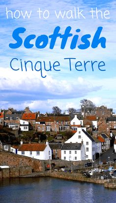 """On the spur of the moment and off the back of a local's recommendation, both Franca and I found ourselves walking in Scotland along the Fife Coastal Path and what we've nicknamed, """"Scotland's Cinque Terre""""."""