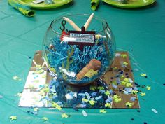 """The Story of Us: My """"Sea Turtle"""" Themed Baby Shower"""