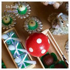 """Doces da """"festa na floresta"""" By Cristina Zaiden Interiores"""