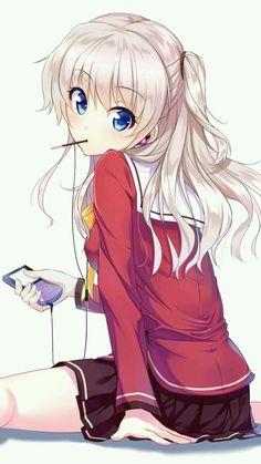 Likes, 32 Comments - Kawaii & Anime ✌ Anime School Girl, Cool Anime Girl, Pretty Anime Girl, Girls Anime, Beautiful Anime Girl, Kawaii Anime Girl, Anime Art Girl, Anime Love, Manga Anime