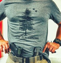 Wise Men Company t's are back in stock! These comfortable T-shirts have been known to make you lighter faster and stronger. Free shipping in the continental US. Link to our website is in our profile.  #WiseMen #2a #edc #edcgear #everydaycarry #gunlife #pocketdump #igmilitia #pewpew #gear #comeandtakeit #freedom #prepper #knivesdaily #pockettools #multitool #guns #dtom #survival #prepared #gunsofig #gunaddict #igshooters #gunvids #America #tshirt