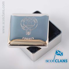 Forbes Clan Crest Pe
