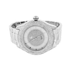 mens iced out watch princess cut custom design jojino jojo white mens watch simulated diamonds custom design simulated diamonds jojo jojino