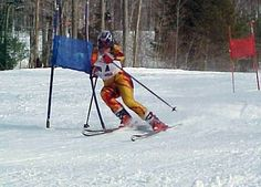 Competitive Skiing workout program