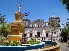 Grew up here and is astonishing beautiful!  Leon, Nicaragua.    Proud to be Nicaraguense <3