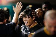 Kang's grand slam powers Pirates to a road victory over Reds | TribLIVE