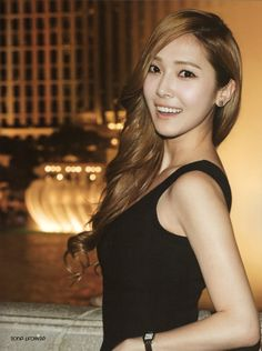 SNSD, Girls Generation in Las Vegas Photobook Jessica