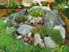 kaya bahçesi-rock garden
