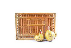 Rustic Chicken Coop Vintage Wood Crate Wooden by Vintassentials