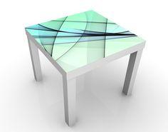Design #Tisch Evolution 55x55x45cm #Flur #Gestaltung #Diele #Ideen #Dekoration #Schöner #Wohnen