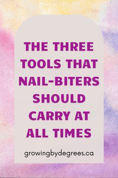 Three tools you need as a nail biter to break the habit. The problem with nail-biting is that people notice. Learn how to prevent biting your nails with these distraction tops. Head to my new blog post for more information. nail file tips   bitten nails   bitten nail transformation   how to stop biting nails. Bitten Nails, Nail Biting Habit, Us Nails, Nail File, News Blog, You Nailed It, Tools, Feelings, Learning