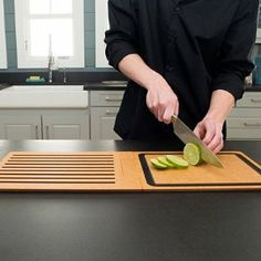 Epicurean Modular Cutting Board - Gray - Frontgate by Frontgate. $79.50. No splitting or rotting with long-term use. Dishwasher safe. Panels separate to fit in the dishwasher or kitchen storage racks. Configure panels how you wish and then lock together. Heat-resistant up to 350°F. Configure panels how you wish and then lock together. Dishwasher safe. Panels separate to fit in the dishwasher or kitchen storage racks. Heat-resistant up to 350°F. No splitting or rotting wit...