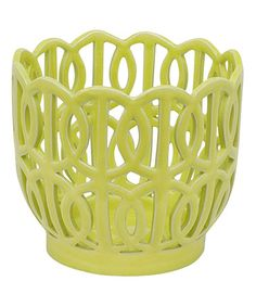 Another great find on #zulily! Green Deep Bowl #zulilyfinds