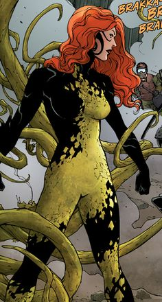 poison ivy batman new 52 - Google Search