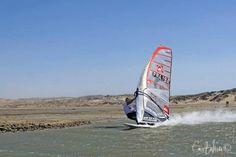 Antoine Albeau ... #speed #windsurf...new speed record 52.05 Kts
