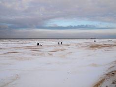 Das bezaubernde Cuxhaven im Winter