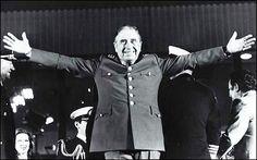 Victoria del General Pinochet Ugarte!