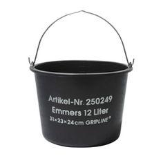GRIPLINE Bucket 12L