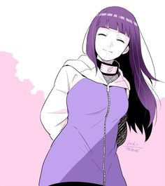 Naruto- Day 4: Favorite Female Character. I love Hinata! Hinata is so beautiful. I love the relationship she has with Neiji. Hinata is a powerful ninja, she is kind and sweet, but watch she go Sweet to Monster.