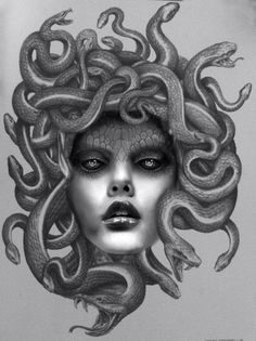 Medusa tattoo - MAR