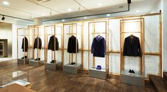TI FOR MEN showroom by khanproject Seoul 02