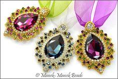 Le Bijou Perle : Manek-Manek Beads - Jewelry | Kits | Tutorials | Workshops