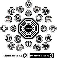 Dharma stations