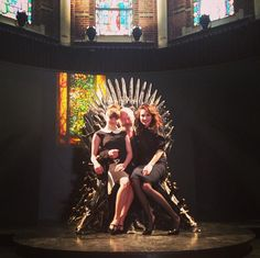 Game of Thrones Cast Instagram Pictures | POPSUGAR Celebrity Photo 29