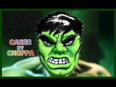 ▶ HULK CAKE (how to) feat: ReallyRandumb - YouTube