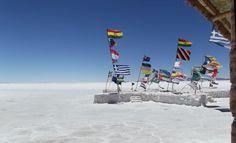 Salar de Uyuni, Bolivie  Photo @ Béatrice Ruspini