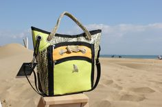 Original #sail bag - carbon-kevlar #recycled sail and marine #knot #madeinitaly #riciclocreativo #artigiani