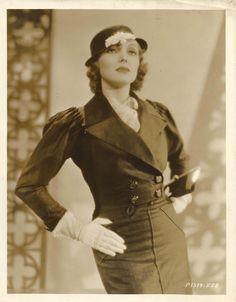 Adriene Ames Original Vintage Fashion Photo Portrait 1930'S | eBay(44)