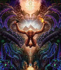 Trip of ❤️ Lights, Arts, Vibes .....