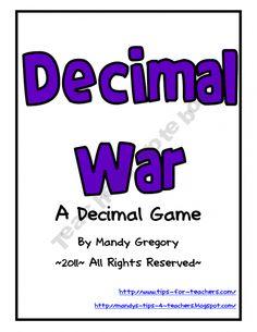 Decimal War-Free