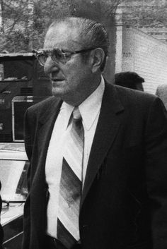 Gambino Boss Paul Castellano - 1976-85