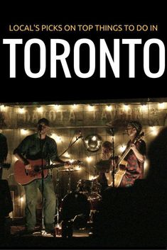 Best Things To Do in Toronto - Get advice from a local and avoid the tourist traps ~ http://www.baconismagic.ca #Toronto #Canada #North America