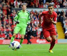 Liverpool!! #Coutinho #LFC #YNWA