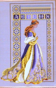 For your consideration is a beautiful counted cross stitch pattern/chart as shown in the picture and listing title. This magnificent chart is