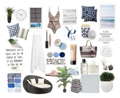 """""""A beautiful summer day"""" by rodaisabella on Polyvore featuring moda, Pottery Barn, Allstate Floral, Serena & Lily, Pillow Perfect, Brinkhaus, Rosendahl, Bond No. 9, Pigeon & Poodle e Nasty Gal"""