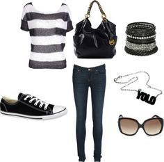 """""""Dressy Yet Simple 3"""" by weheartitbtch on Polyvore"""
