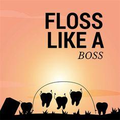 Dentaltown - Floss Like A Boss