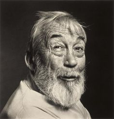 John Huston - American film director, screenwriter and actor. Photo by Irving Penn. Lauren Bacall, Irving Penn Portrait, Portrait Photography, Fashion Photography, John Huston, Film Director, Famous Faces, Classic Hollywood, Black And White Photography
