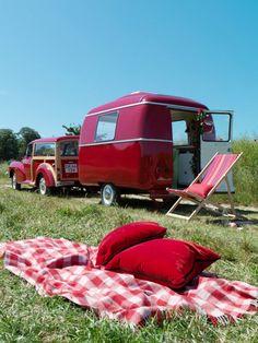camping ...