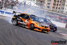 SUBARU IMPREZA WRX STI Drifting