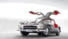 Classics of car design to touch