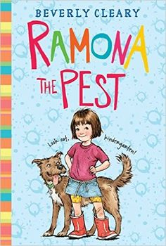 Ramona Quimby is excited to start kindergarten. No longer does she have to watch her older sister, Beezus, ride the bus to school with all the big kids. She's finally old enough to do it too!  Then she gets into trouble for pulling her classmate's boingy curls during recess. Even worse, her crush rejects her in front of everyone. Beezus says Ramona needs to quit being a pest, but how can she stop if she never was trying to be one in the first place?
