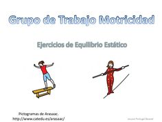 Ejercicios de equilibrio estático Fails, Teaching, Motor, Html, Fitness, Balance Exercises, Gross Motor, Infant Activities, Learning