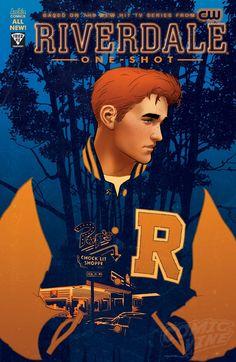 Riverdale one-shot comic based on TV tie in ~ Trailer Debuts, Variant Cover For Tie-in Comic Revealed Kj Apa Riverdale, Archie Comics Riverdale, Riverdale Funny, Riverdale Series, Comic Book Artists, Comic Books, Comic Art, Archie Andrews Aesthetic, Divergent Fan Art