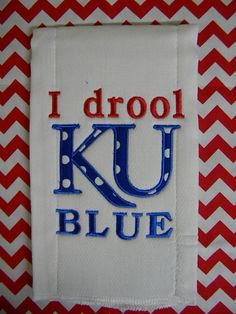 Custom boutique KANSAS Jayhawks baby boy by CarlieAnnaBoutique, $7.99