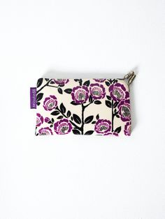 Rikumo : Card Case - Camellia Purple